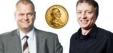 Innovatörsduo bakom SunPine belönas med Polhemspriset