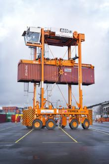 APM Terminals i Göteborg investerar i nya grensletruckar