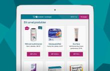 Apoteksgruppen lanserar fullskalig e-handel tillsammans med apoteken