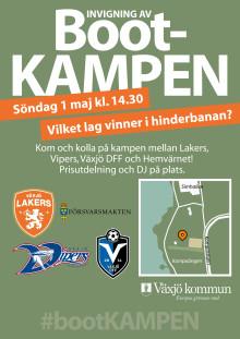 Affisch Växjö Boot Camp