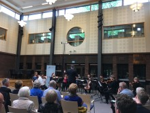 Goda resultat för Presentationsdag för ny svensk orkestermusik