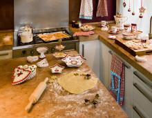 Winter Bakery från Villeroy & Boch - porslinsserien för julkakorna