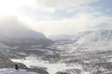 Långhelg i Lappland med puder, tystnad & grymt käk