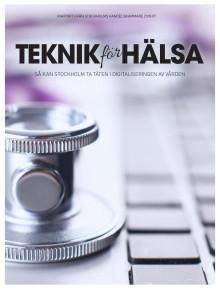 Rapport: Health tech och hälsodata