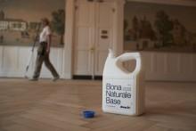 Bona lanserar Bona Naturale 2-komponent. Bona Naturale – nu också för offentlig miljö