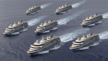 Kongsberg Maritime to supply propulsion and control systems for an additional four new vessels for Mystic Cruises