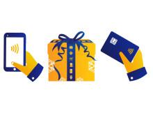 Periodo natalizio 2015-2016 con segno positivo per Visa:  i consumatori esteri in Italia segnano una spesa di €426,6 milioni, (+6,7% a/a) mentre la spesa all'estero degli italiani titolari di carte Visa fa registrare €423 milioni (+10% a/a)