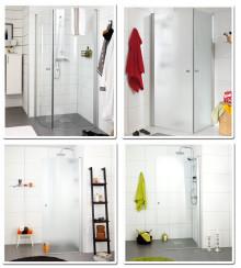 Villaägarna väljer dusch på Skånska Byggvaror - marknadens bredaste sortiment till samma pris