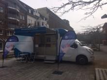 Beratungsmobil der Unabhängigen Patientenberatung kommt am 11. Juli nach Wilhelmshaven.