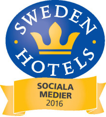 Sweden Hotels Awards 2016 - nomineringar Sociala Medier 2016