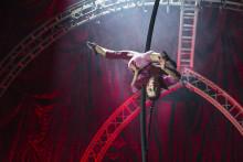 Cirkus Cirkör kommer till Gävle med feministisk föreställning