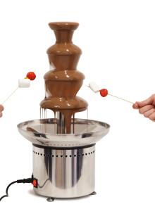 Chokoladefontæne XXL