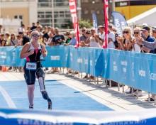 Svensk Triathlon storsatsar på Paratriathlon med stöd från Allmänna Arvsfonden