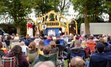 Shakespeare in the Park returns to Carrickfergus