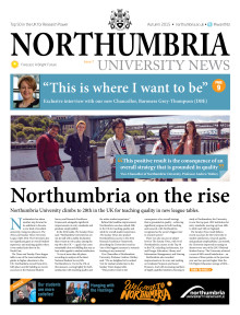 Northumbria University News Issue 7