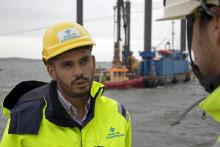 Byggstart för ny hamnterminal i Göteborgs hamn