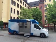 Beratungsmobil der Unabhängigen Patientenberatung kommt am 7. Mai nach Wuppertal.