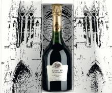 Exklusiv lansering av samlarutgåva med Comtes de Champagne Blanc de Blancs 2000