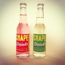 Företag på Krinovas Innovationsarena: SHAPE Drinks lanserar sin första produkt på Systembolaget