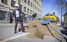 Prioriterat cykelstråk längs Ulvsundavägen byggs om för 90 miljoner