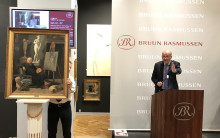 Rørbye-maleri til Nivaagaard for 2,1 mio. kr.