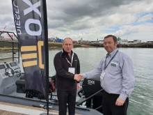 Nine OXE Diesel 150 to Flugga Boats in Shetland