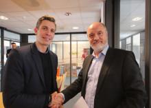Nytt samarbete med norska konsultföretaget TheVIT AS öppnar för fler affärsmöjligheter