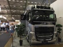 Husbil på lastbil i personlig stil