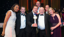 Mitie scoops top prize for diversity at British Insurance Awards