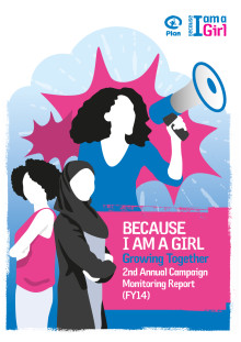 Because I am a Girl Growing Together 2nd Annual Campaign Montitoring Report
