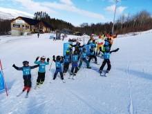 80.000 barn på skikonkurranser i vinter
