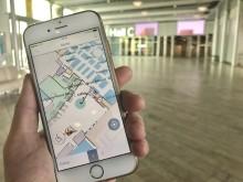 Lättare att hitta rätt med Stockholmsmässans nya mobilapp