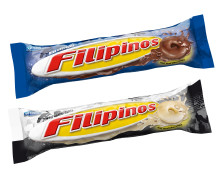 Filipinos - ny utmanare inom kex & kakor på den svenska marknaden