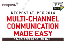 Neopost announce their presence at IPEX a success