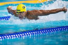 Truppen till kortbane-VM i simning är uttagen