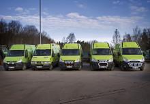 Hitachi och Delvator förstärker verkstadsservicen i Stockholm