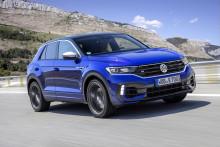 T-Roc R – säljstart för prestandaversion av Volkswagens kompakt-SUV
