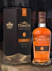 Tomatin Moscatel, Sverige får 30 flaskor
