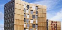 Moholt 50/50 – RedAir® FLEX i et av Europas  største byggeprosjekter i massivtre