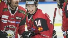 Malmö Redhawks förlänger med Carl-Johan Lerby