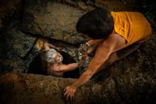 Chockerande bilder från världens avlopp i WaterAids nya rapport