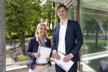 Kontrakten signert for 80 nye boliger til eldre