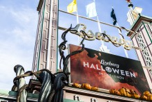 200 000 gäster besökte Halloween på Liseberg
