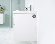 Streama dina låtlistor via badrumsmöbler från Aspen