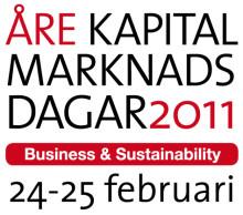 Åre Kapitalmarknadsdagar live-presentationer nu på hemsidan
