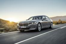 Här är nya BMW 7-serien