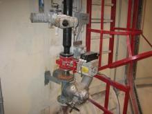 Flowrox valves in flue gas desulphurization process