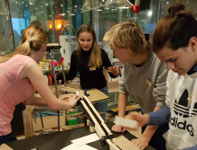 Unikt talentverksted på Teknisk museum