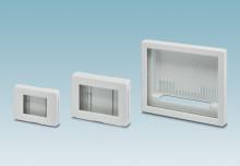 Elektronikhuse til displays