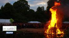 Smuk Sankt Hans-fest i Valbyparken